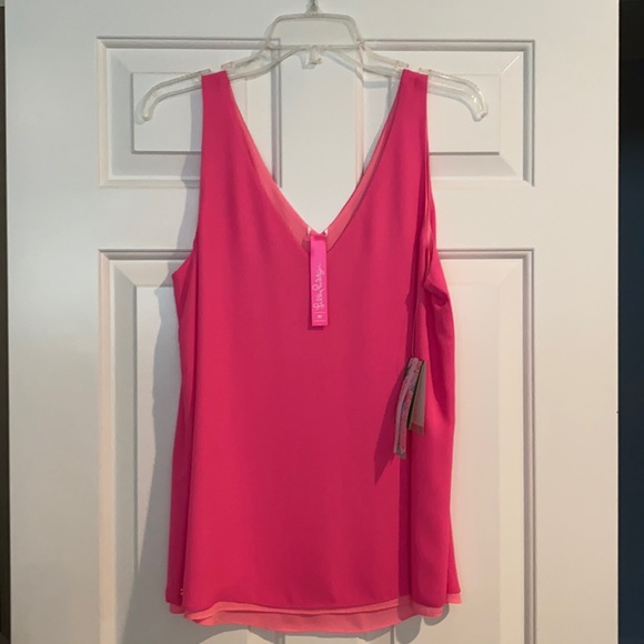 Lilly Pulitzer reversible tank top